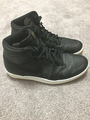 uk availability bf30c 9dbae Nike Air Jordan High The Return 1.5 Size 9.5 Black Gum 1 2 Retro 768861-