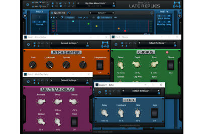 Blue Cat Audio Late Replies 1.1, delay