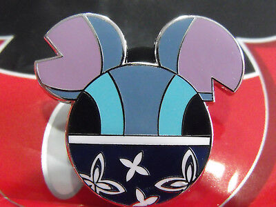 2012 Authentic Disney Mickey Mouse Icon Ears Mystery Trading Pin Stitch