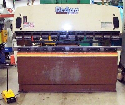 #9886: Di-Acro/Promecam 8' x 80 Ton Hydraulic Press Brake