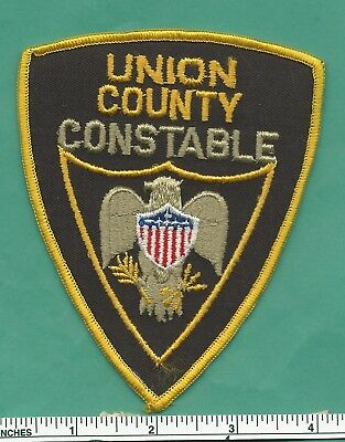 Union County MS State of Mississippi Law Enf. Constable Police Shoulder Patch