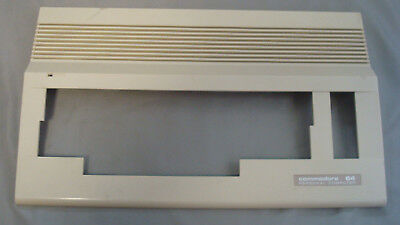 COMMODORE 64 upper case in white (missing power LED)