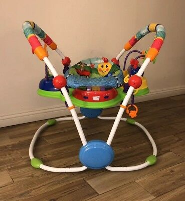 Baby Einstein Neighborhood Friends Activity Jumper Special Edition PICK-UP ONLY