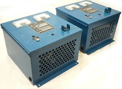 Master Control Systems Automatic Switching Battery Charger MBC-6-24V-20A-LAC