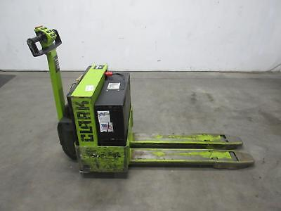 Clark WP40 Electric Pallet Jack w/ Battery Charger and Batteries