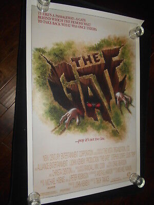 Gate   Original Rolled One Sheet Poster  Horror  Stephen Dorff