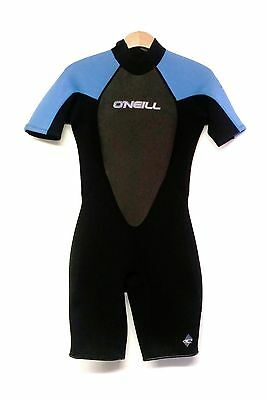 3e1c18413a O NEILL WOMEN S 1 PIECE Wet Suit Sleeveless BLACK Mexico SIZE 10 ...