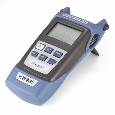 Handheld FTTH Fiber Optic Optical Power Meter Cable Tester Network -70~+3dBm PA