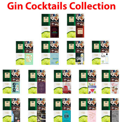 Gin Cocktails Collection Prosecco Made Me Do It Curious Bartender Rum Revolution