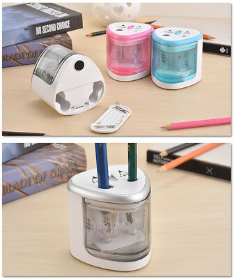 New Kids Office Professional Artists Automatic Electric Pencil Sharpener Cutter