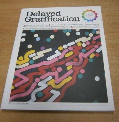 Delayed Gratification magazine #32 2018 Imran Khan Election, Boys in the Cave &