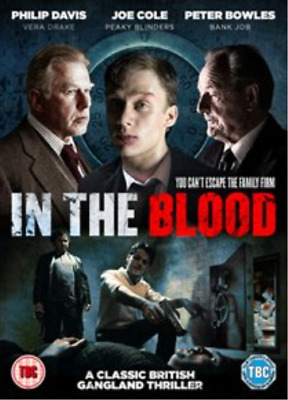 Joe Cole, Brian McCardie-In the Blood DVD NEW