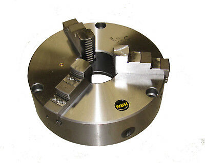 Rdg Tools 400Mm 3 - Jaw Self Centering Lathe Chuck Front Mount Int Ext Jaws