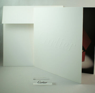 VIP Cartes voeux Cartier/ Cartier VIP greetings card