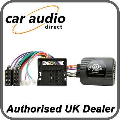 Connects2 CTSSK003.2 Stalk Adapter for Skoda Fabia / Octavia / Roomster