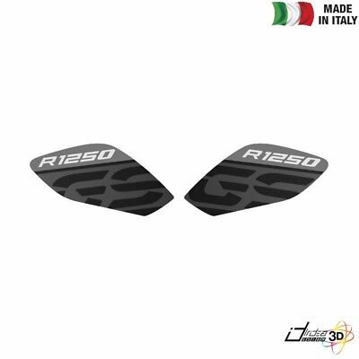 RADIATOR COVERS STICKERS RESINED MOTORSPORT FITS BMW R 1250 GS 2019-2019