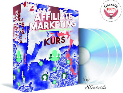 Affiliate Marketing Kurs von die Besten Online Marketers Deutschlands -25 Videos