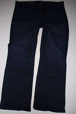 dcfbf729ae2ae NYDJ Not Your Daughters Jeans Plus Size 20 W Wide Control Tummy Panel  Trouser