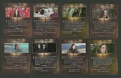 Kristen Stewart as Bella Swan in Twilight Saga Fab Film Card Collection