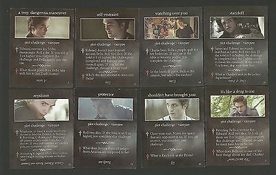 Robert Pattinson as Edward Cullen in Twilight Saga Film Fab Card Collection A
