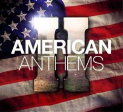Various Artists-American Anthems II CD NEU