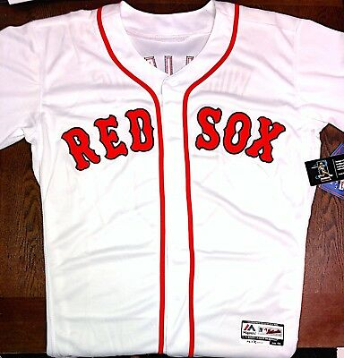 Boston Red Sox Ted Williams Jersey Throwback With Name - New w  Tags Size L 10947d94d02