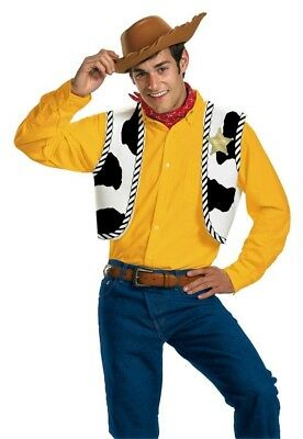 Costumes For All Occasions Dg23433 Woody Kit Adult