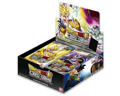 Dragon Ball Super TCG Clash of Fates Themed Booster Box NOW SHIPPING