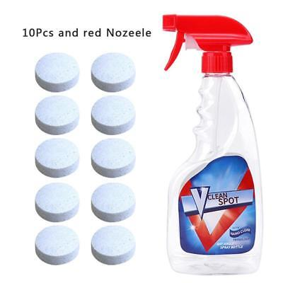 20Pcs Multifunctional Effervescent Spray Cleaner Tablets Home Cleaning Tool Hot