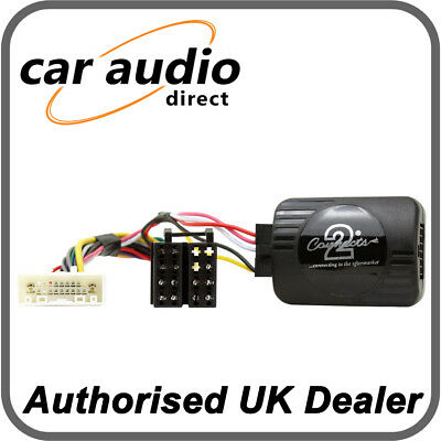 Connects2 CTSSU001.2 Stalk Adapter for Subaru Impreza, Forester, Legacy