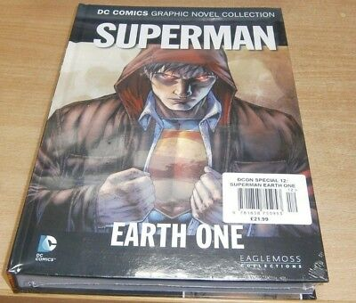 DC Comics Graphic Novel Collection Special 12: Earth One: Superman