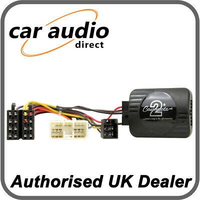 Connects2 CTSSU005.2 Stalk Adapter for Subaru Forester 2004-2007