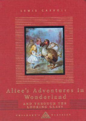 Alice's Adventures In Wonderland And Through The Looking Glass 9781857159042