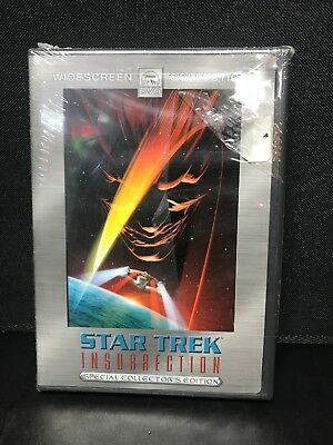 Star Trek - Insurrection (Two-Disc Special Collector's Edition) DVD, Patrick Ste