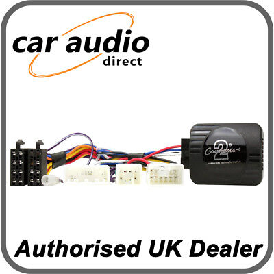 Connects2 CTSTY002.2 Stalk Adapter for Toyota 2011>