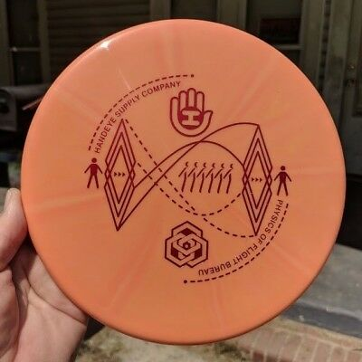 Westside Discs Tournament Burst Harp 174gm Putt & Approach - Hand Eye Supply