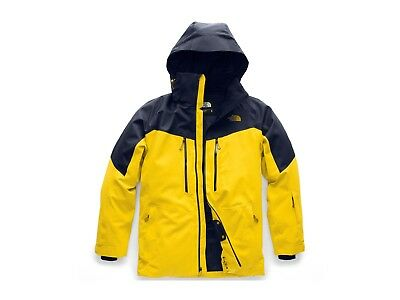 GIACCA SCI UOMO The North Face Inverno 3Ifz6Ur Chakal Yellow ur Navy ... 6fe8116a5dc2
