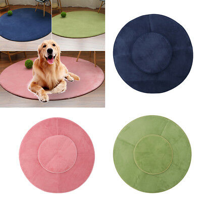 Dog Cat Kitten Puppy Pet House Round Sleeping Bed Sofa Cushion Mat Kennel Nest