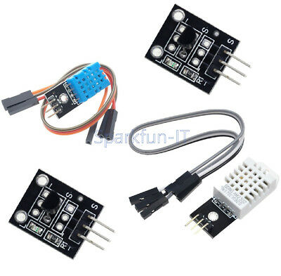 DS18B20 DHT11 DHT22/AM2302 Digital Temperature and Humidity Sensor Module