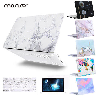 Mosiso Marble Hard Case for Macbook Pro 13 Retina with touch bar 2016 2017 2018