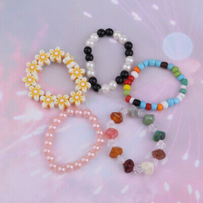 5pcs Bracelet Set Perfect for 18 Inch American Girl Doll Clothes Accessories