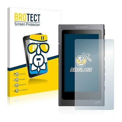 Sony NW-A45 AirGlass Glass Screen Protector Ultra Thin Protection Film Flexible