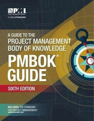 Guide to the Project Management Body of Knowledge 6th edition[Epub] Fast Deliver