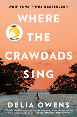 Where The Crawdads Sing by Delia Owens [eB00k, 2018] [Epub] Fast Delivery