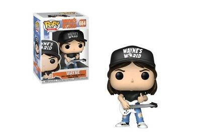 Funko Llc 34330 Pop! Movies: Waynes World-Wayne