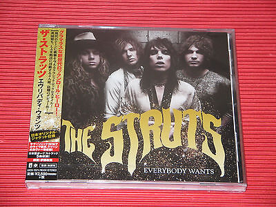 THE STRUTS Everybody Wants with Bonus Tracks (TOTAL 18TRACKS)  JAPAN CD