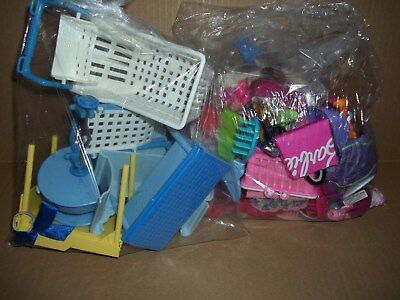 Lot of Barbie Accessories Parts Replacement 100 + pieces