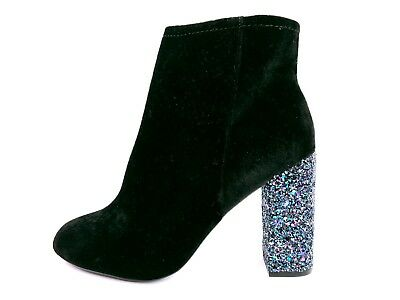 CALL IT IT IT SPRING Talcahuano Damens Schuhes Sparkle Glitter Ankle Booties ... 45a45f