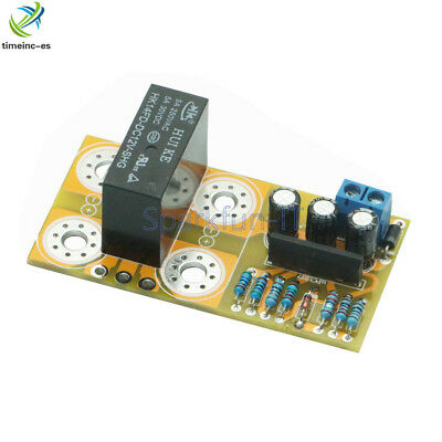 UPC1237 Dual channel Speaker Protection Assembled Board Boot Delay DC Protection