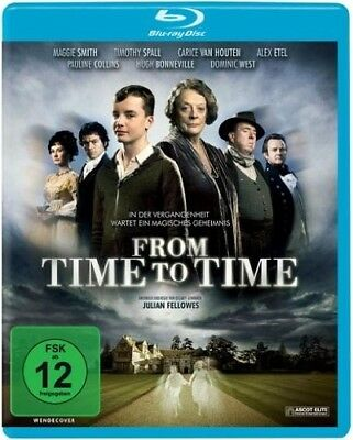 FROM TIME TO TIME-BLU-RAY DISC ( Alex Etel, Timothy Spall)  BLU-RAY NEUF